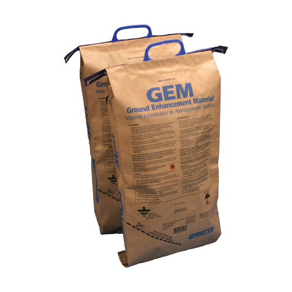 ground enhancement material bags