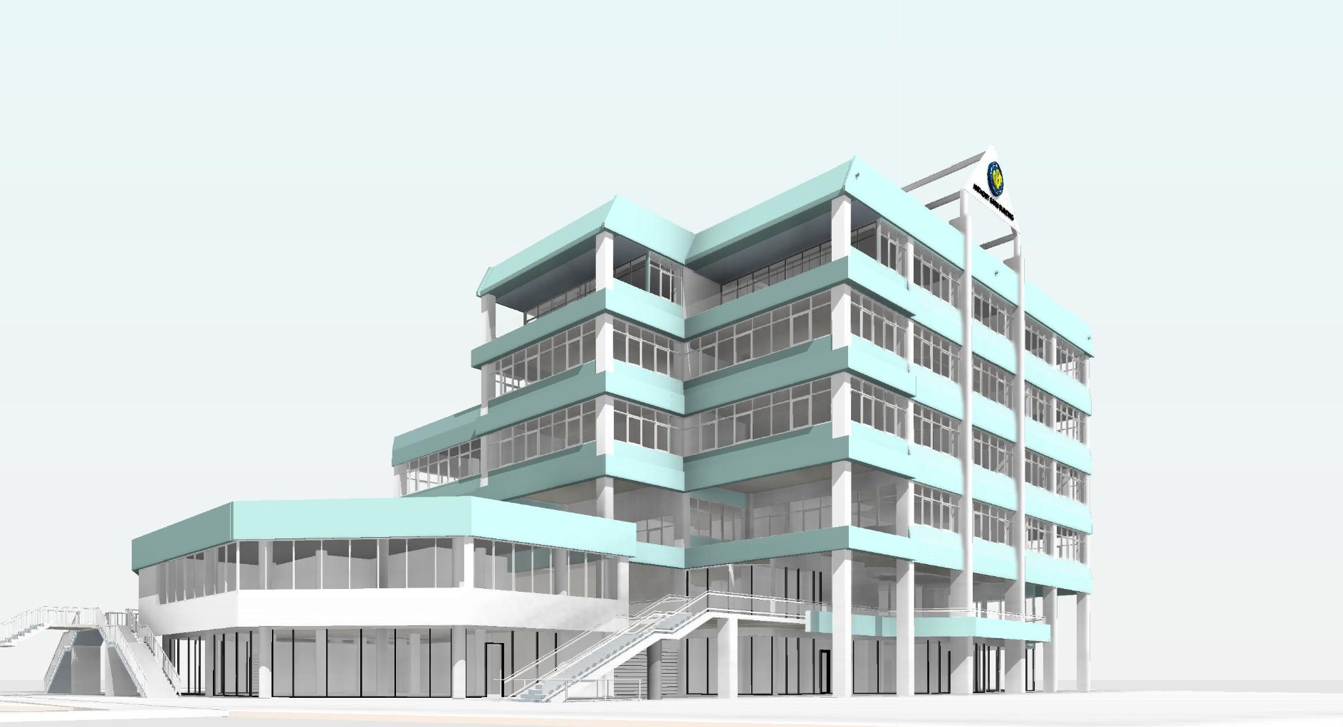 anthony saru building
